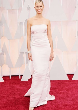 Karolina Kurkova - 2015 Academy Awards in Hollywood