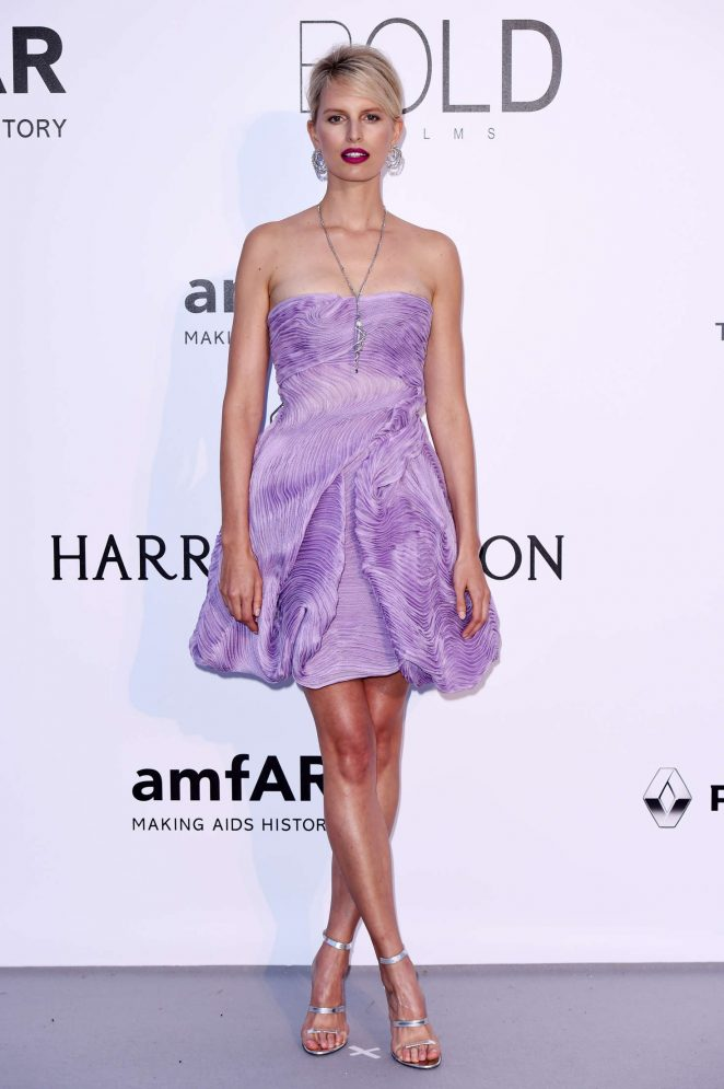 Karolina Kurkova: amfARs 23rd Cinema Against AIDS Gala -02