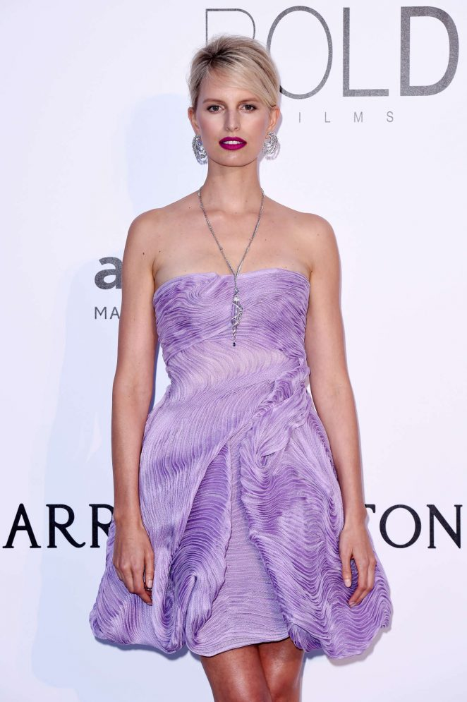 Karolina Kurkova - amfAR's 23rd Cinema Against AIDS Gala in Antibes