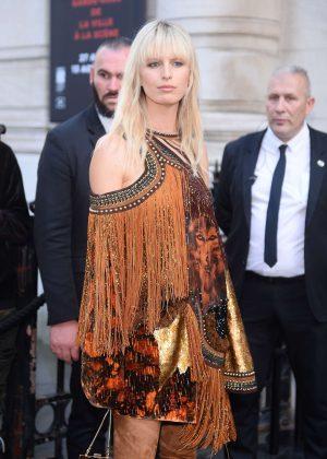 Karolina Kurkova - Attends the Vogue Party 2017 in Paris