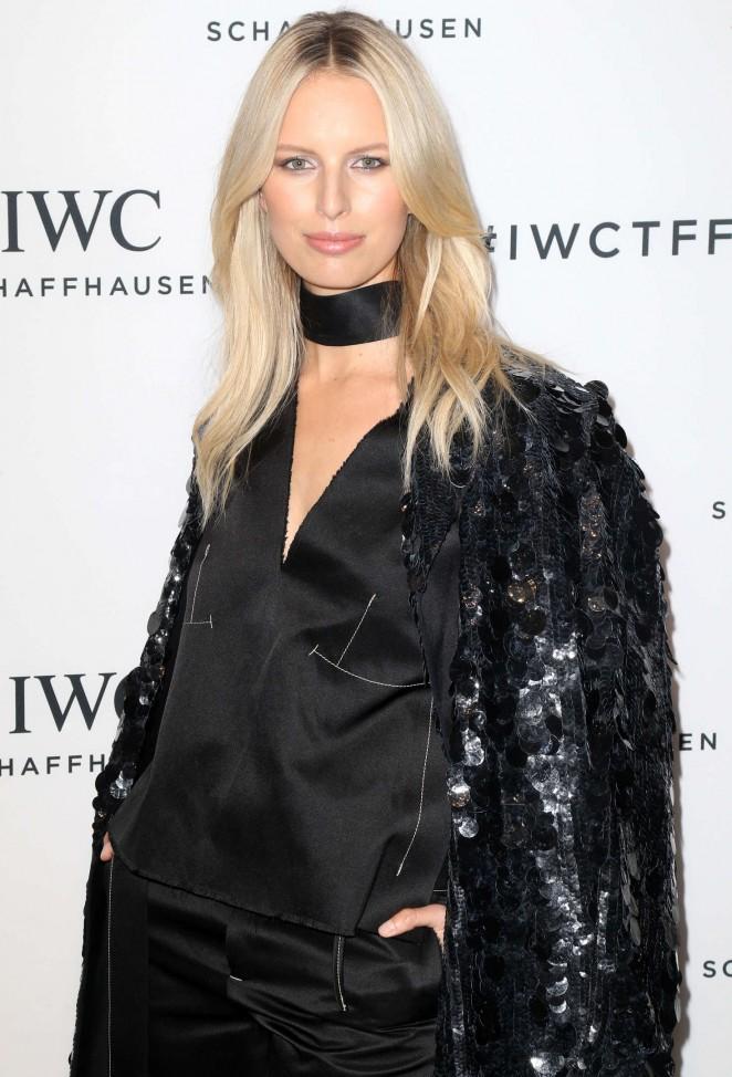 Karolina Kurkova - For The Love Of Cinema Dinner at Tribeca Film Fest 2016 in NY