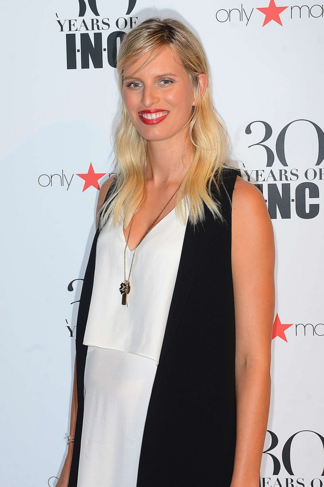 Karolina Kurkova - Macy's Celebrates 30 years of INC International Concepts in NY