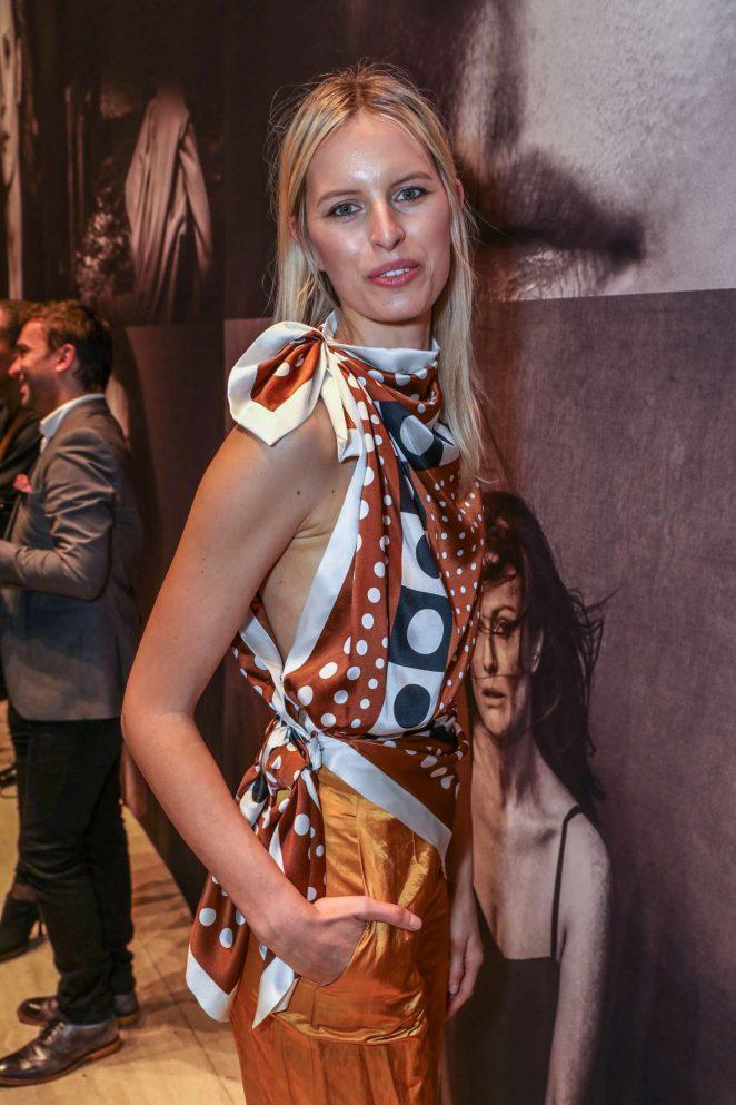 Karolina Kurkova - Peter Lindbergh On Beauty: Presented by The Pirelli Calendar in NY