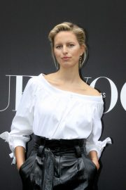 Karolina Kurkova - Vogue Live, Shaping the Future of Fashion Conference in Prague