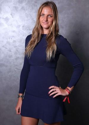 Karolina Pliskova - 2015 China Open Player Party in Beijing