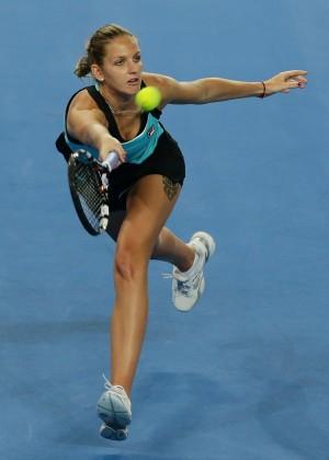 Karolina Pliskova - 2016 Hopman Cup in Perth