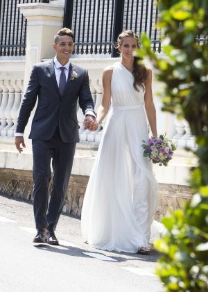 Karolina Pliskova marries Michal Hrdlicka in Monaco