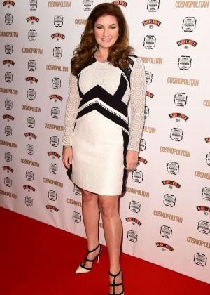 Karren Brady - Cosmopolitan Ultimate Women Of The Year Awards 2015 in London