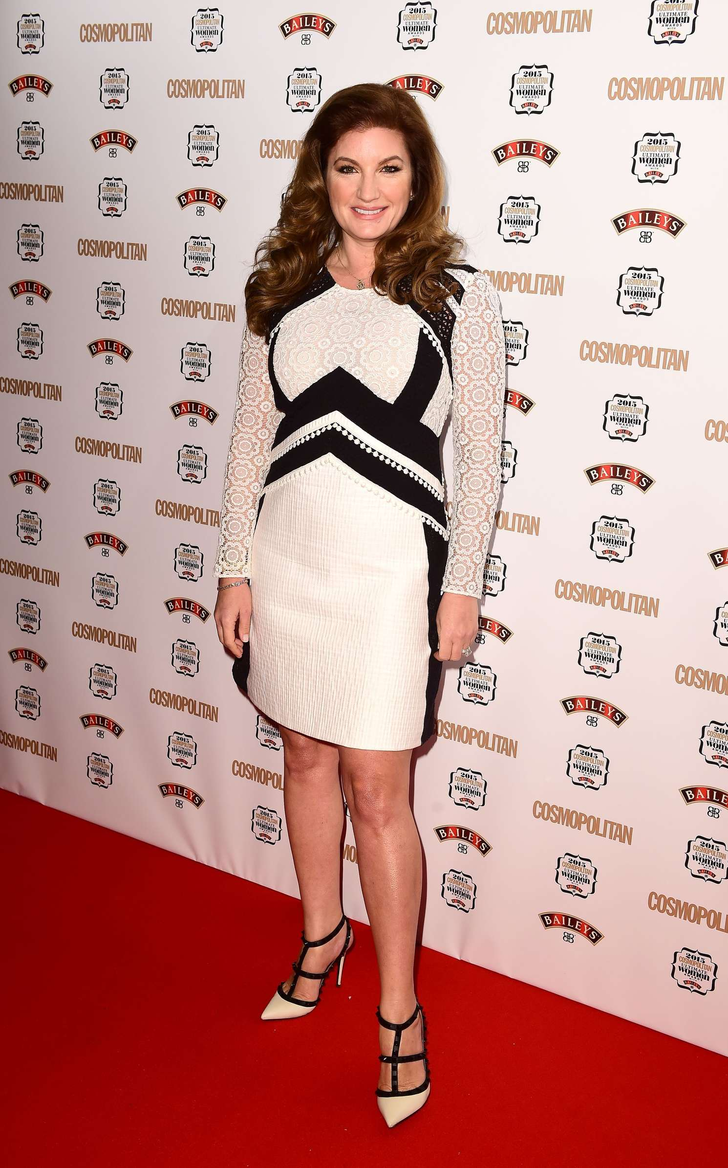 Alesha dixon pictures cosmopolitan ultimate women of the year awards - Karren Brady Cosmopolitan Ultimate Women Of The Year Awards 2015 In London