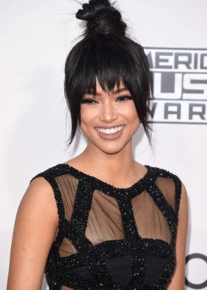 Karrueche Tran - 2015 AMA American Music Awards in Los Angeles