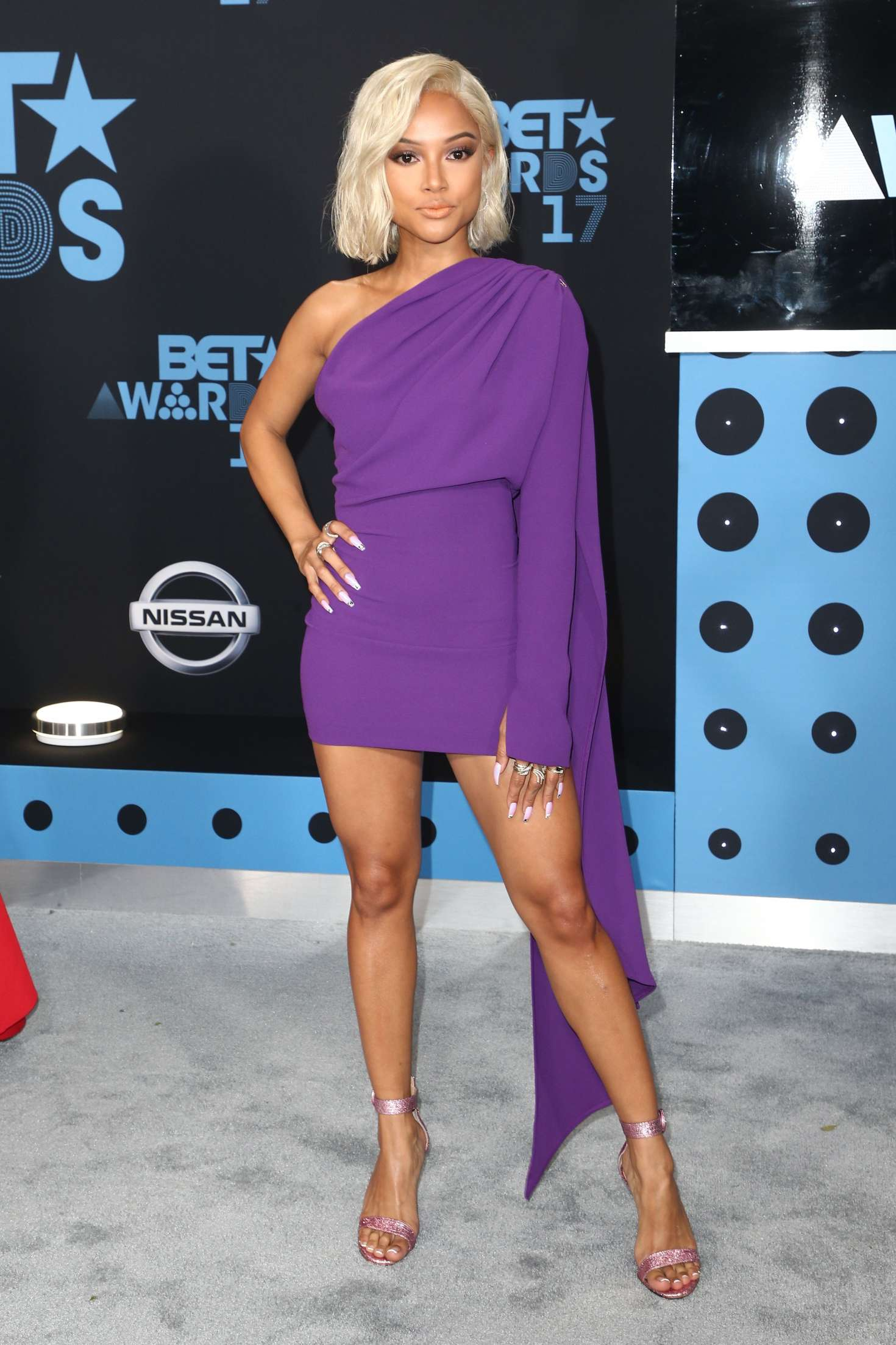 Karrueche tran at 2019 bet awards in los angeles new pictures