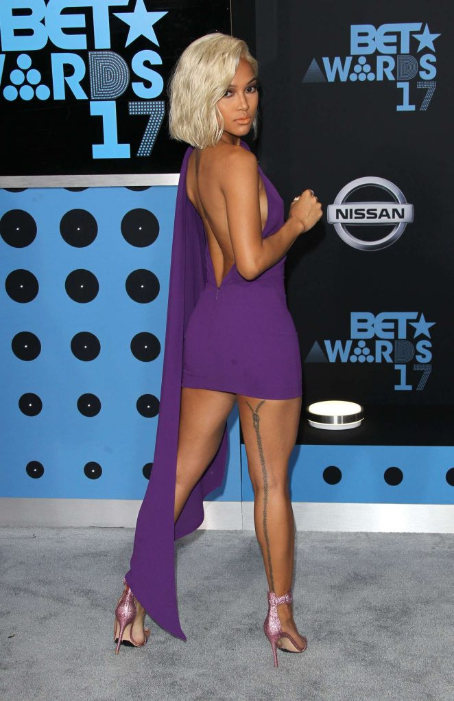 Karrueche Tran - 2017 BET Awards in Los Angeles