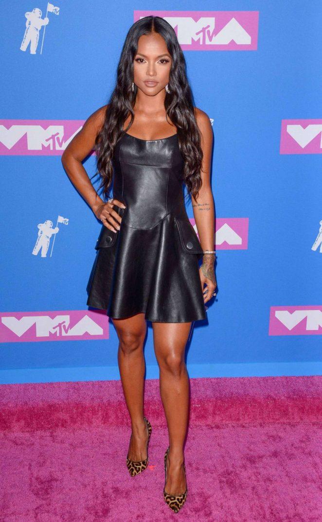 Karrueche Tran - 2018 MTV Video Music Awards in New York City