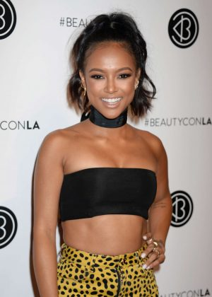 Karrueche Tran - 5th Annual Beautycon Festival LA in Los Angeles