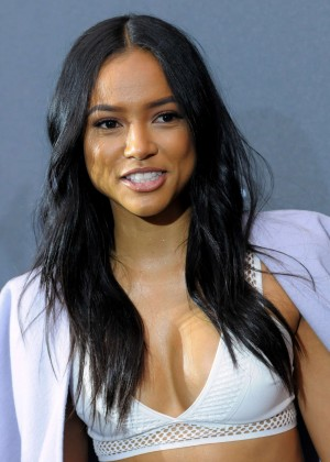 Karrueche Tran - AOL NewFront 2016 in New York City