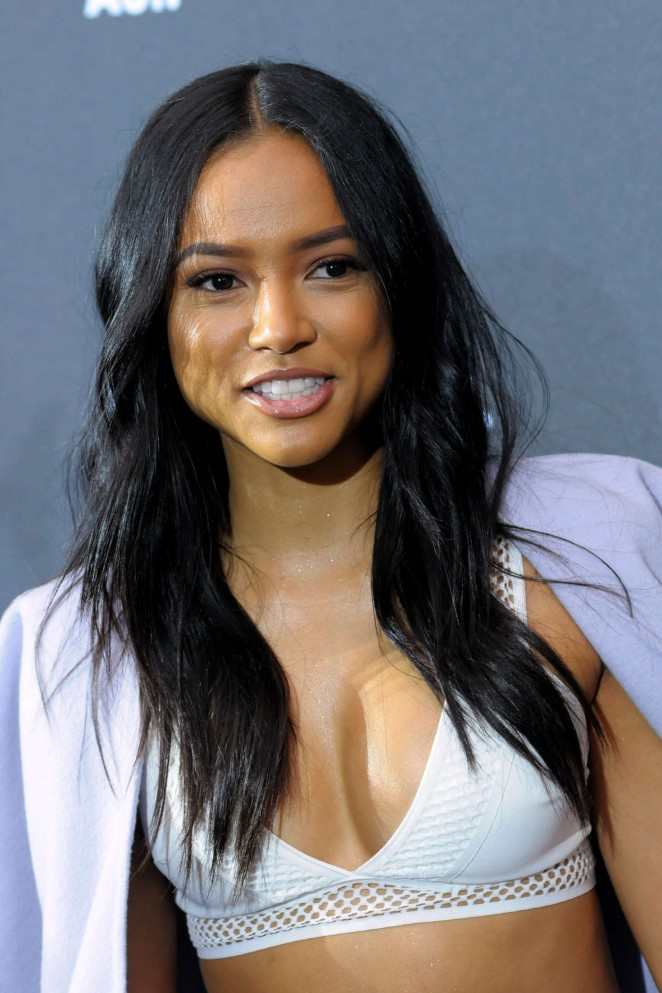 Karrueche Tran – AOL NewFront 2016 in New York City