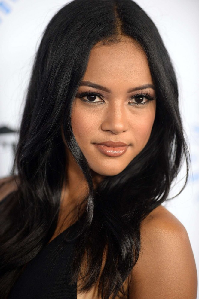Karrueche Tran: Autism Speaks To Los Angeles Celebrity Chef Gala -02