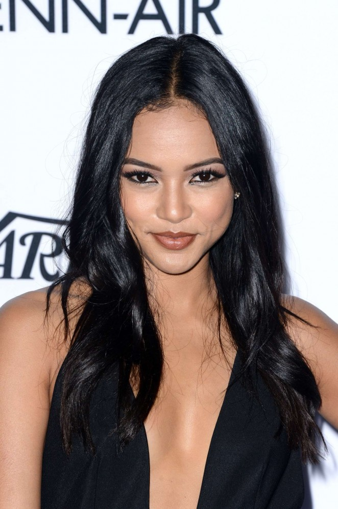 Karrueche Tran: Autism Speaks To Los Angeles Celebrity Chef Gala -08