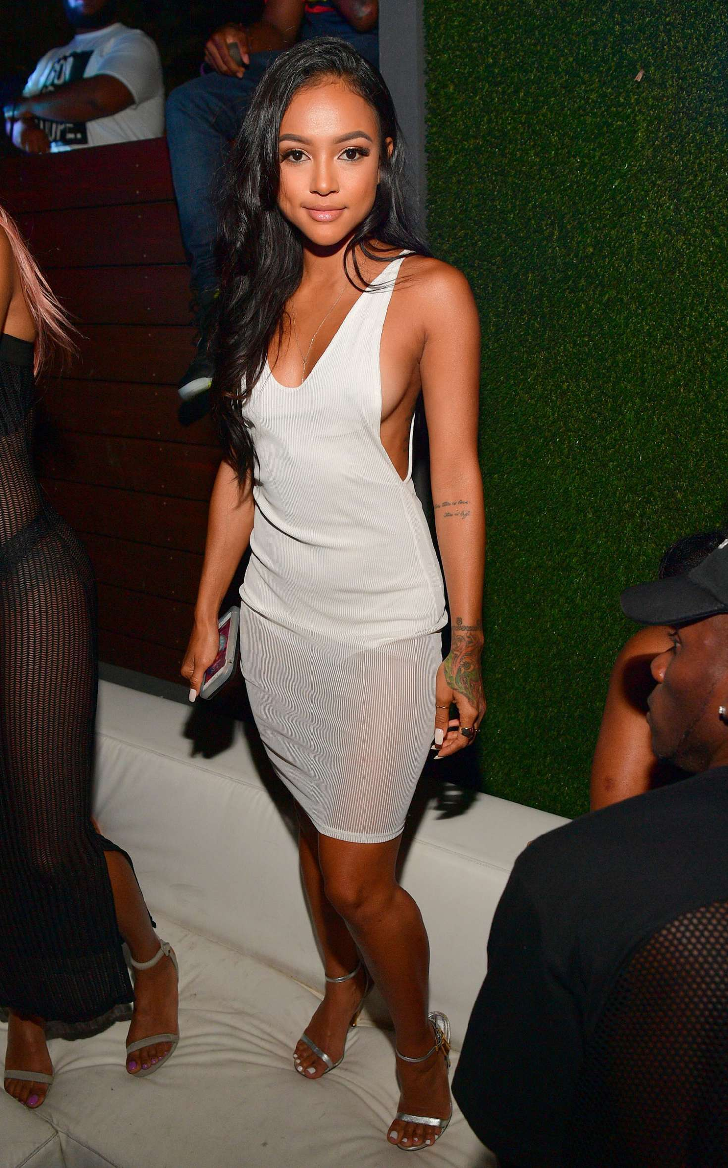 Karrueche Tran – Celebrates 'Ludaday Weekend Takeover' in ...