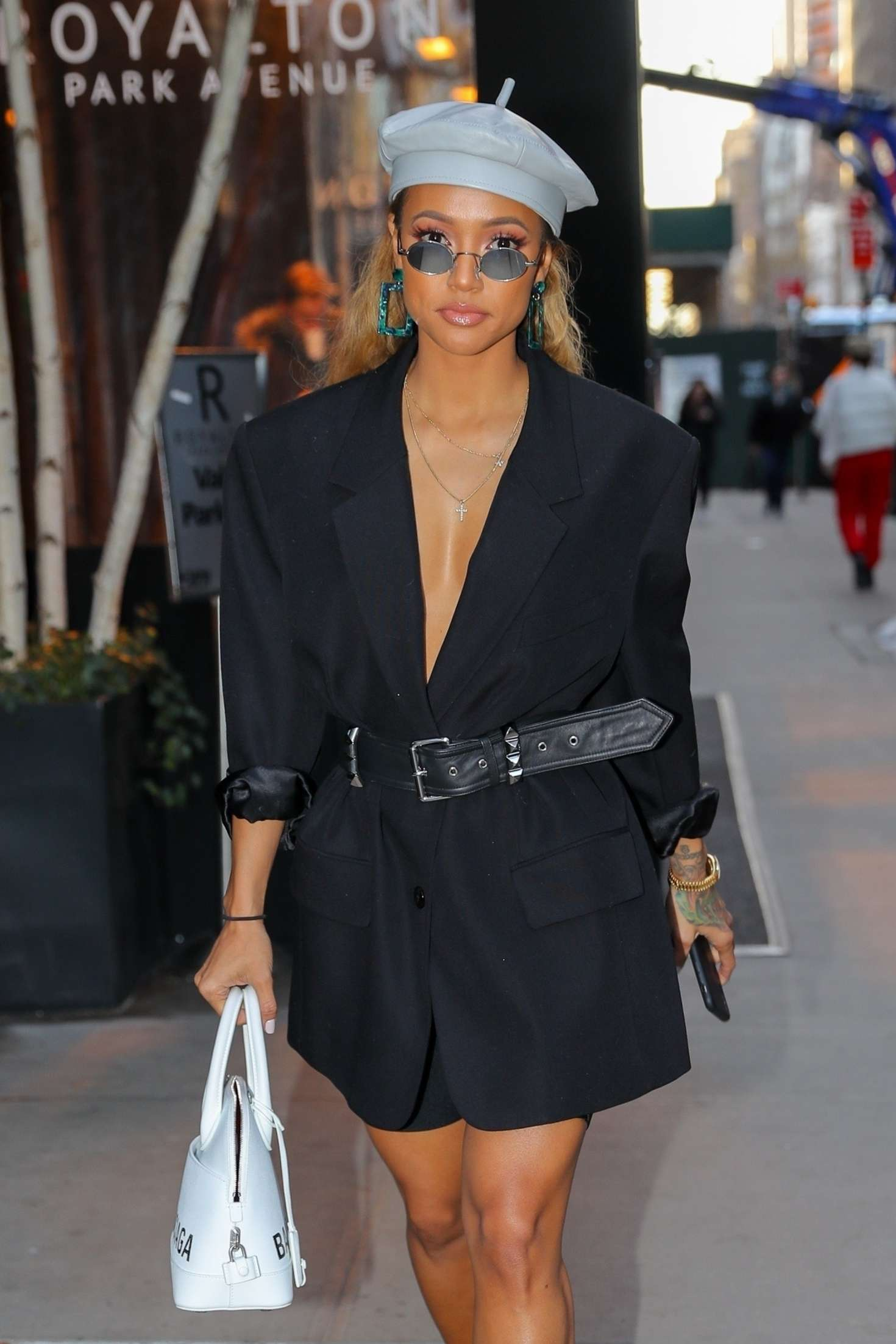 Karrueche Tran – Out in New York City