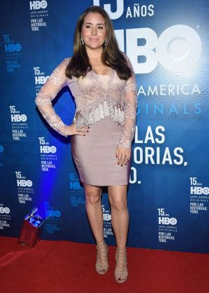 Karyme Lozano - 15th HBO Latin America in Mexico City