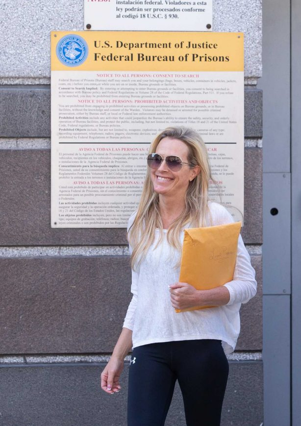 Karyn Turk - Left federal prison in Miami