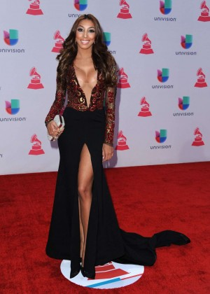 Kassandra Fernandez - 2015 Latin Grammy Awards in Las Vegas