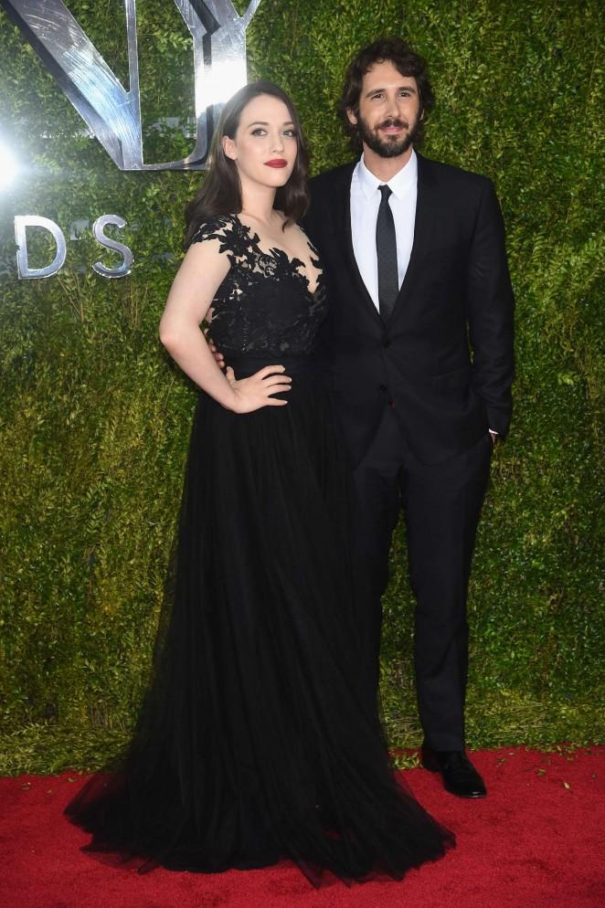 Kat Dennings - 2015 Tony Awards in New York