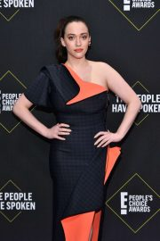 Kat Dennings – 2019 E! Peoples Choice Awards in Santa Monica