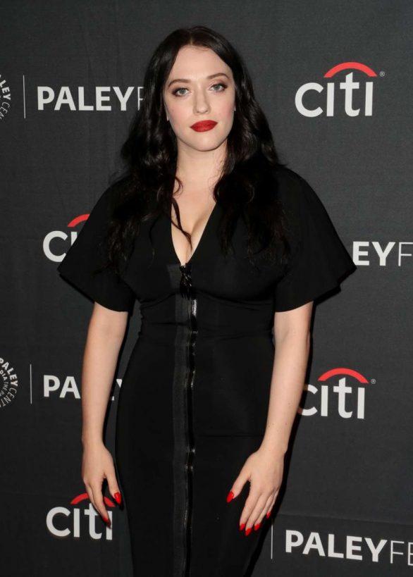 Kat Dennings - 2019 PaleyFest Fall TV Previews - Hulu in Beverly Hills