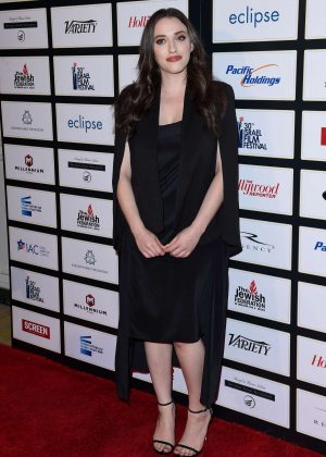 Kat Dennings - 30th Israel Film Festival in Beverly Hills