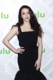 Kat Dennings - Hulu 2019 Upfront Presentation in New York