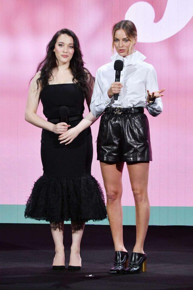 Kat Dennings: Hulu 2019 Upfront Presentation -03
