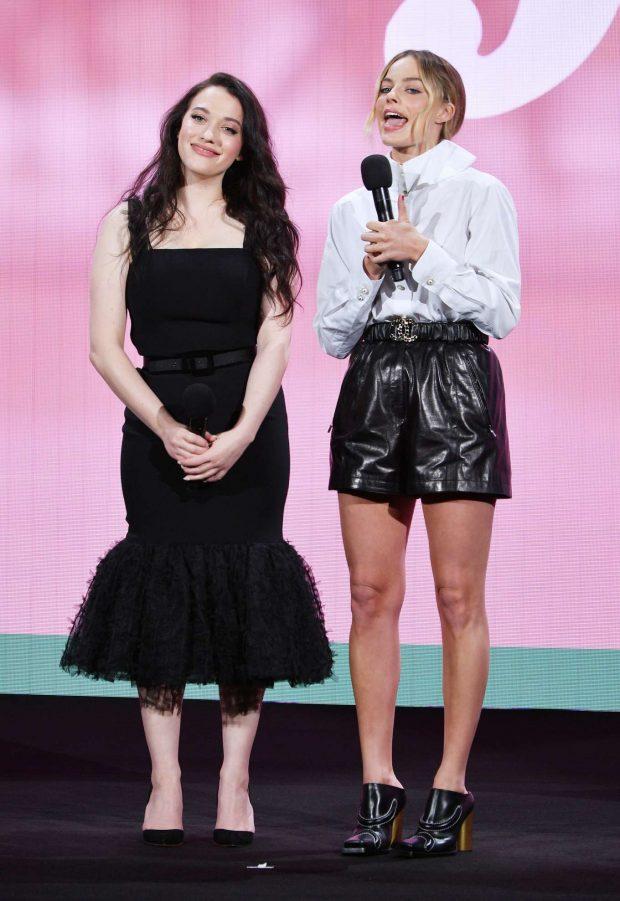 Kat Dennings: Hulu 2019 Upfront Presentation -07