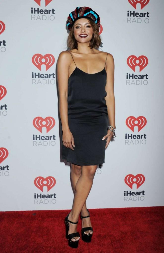 Kat Graham - 2015 iHeartRadio Music Festival in Las Vegas