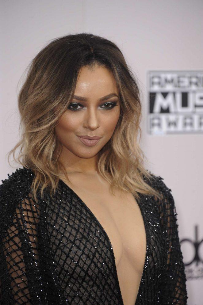 Kat Graham - 2016 American Music Awards in Los Angeles