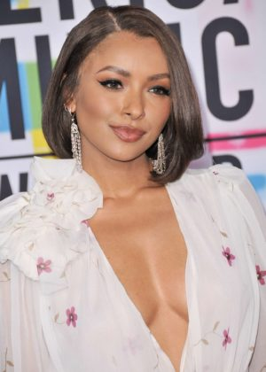 Kat Graham - 2017 American Music Awards in Los Angeles