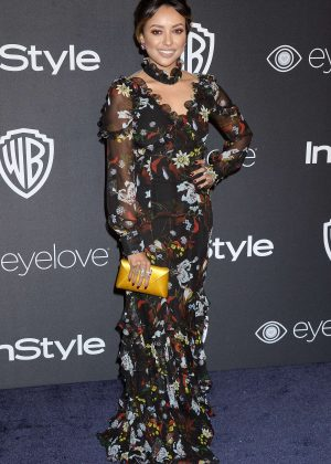 Kat Graham - 2017 InStyle and Warner Bros Golden Globes After Party in LA