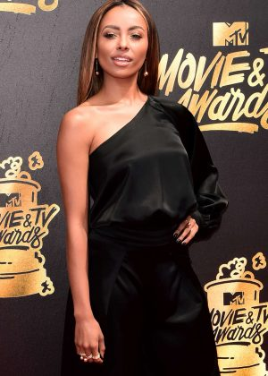 Kat Graham - 2017 MTV Movie And TV Awards in Los Angeles