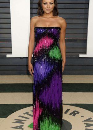 Kat Graham - 2017 Vanity Fair Oscar Party in Hollywood