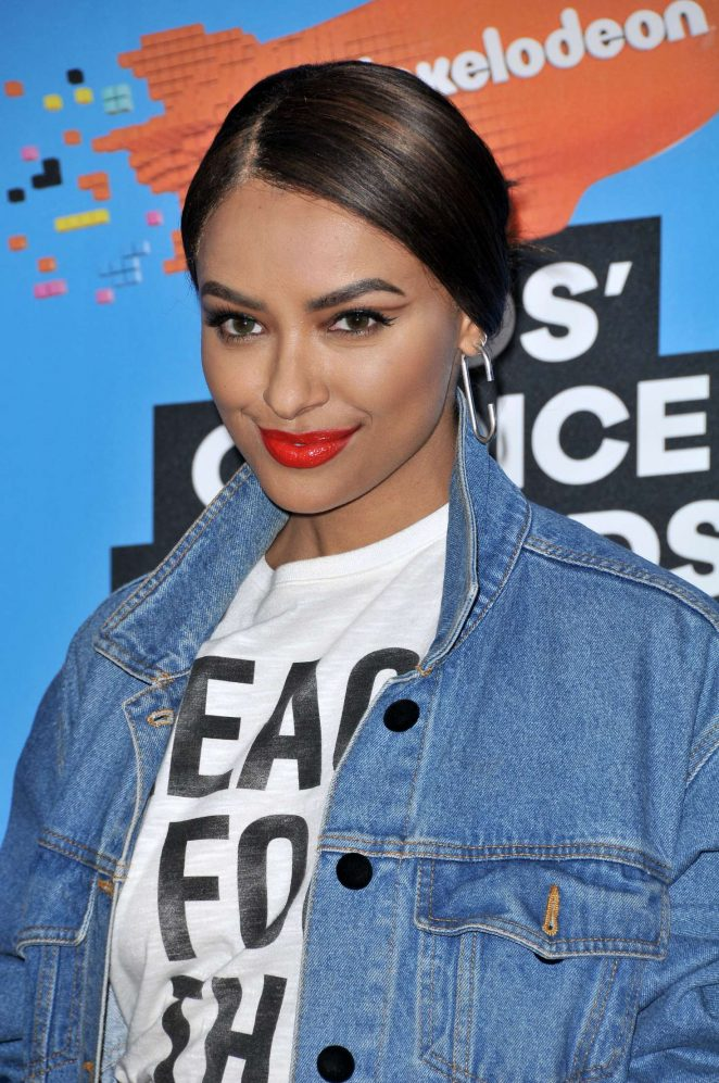 Kat Graham - 2018 Nickelodeon Kids' Choice Awards in Los Angeles