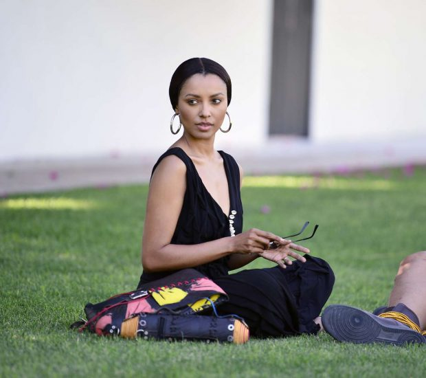 Kat Graham - 2019 Coachella Valley Music and Arts Festival