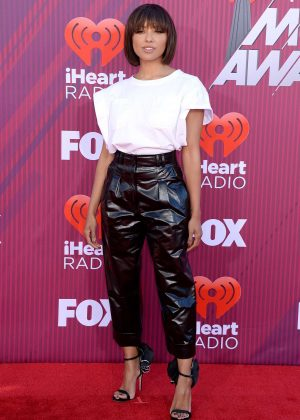 Kat Graham - 2019 iHeartRadio Music Awards in Los Angeles
