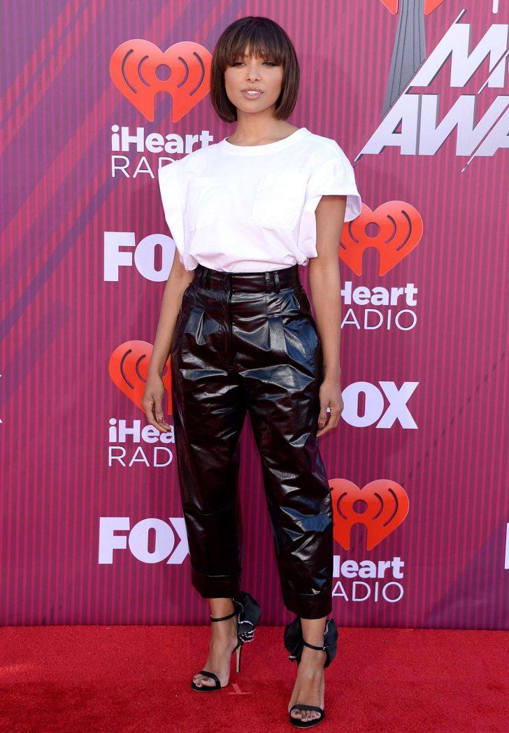 Kat Graham - 2019 iHeartRadio Music Awards in Los Angeles