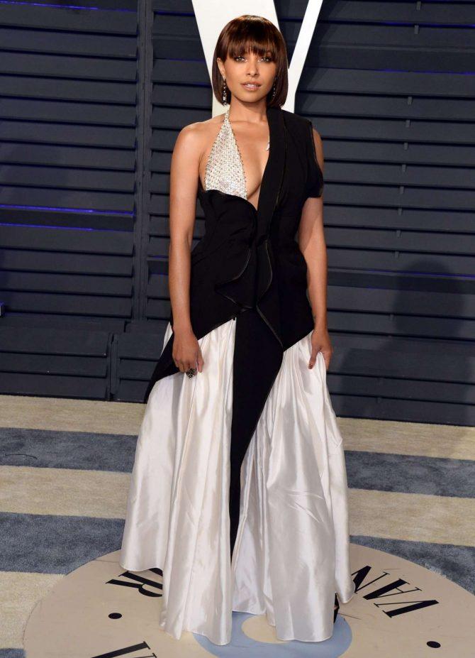Kat Graham - 2019 Vanity Fair Oscar Party in Beverly Hills
