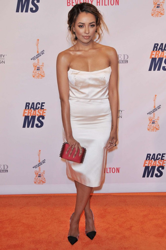 Kat Graham: 23rd Annual Race To Erase MS Gala -09