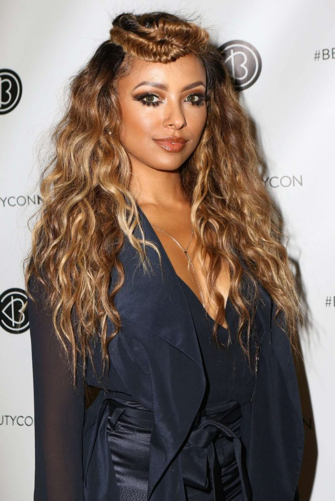 Kat Graham – 3rd Annual BeautyCon Festival in New York