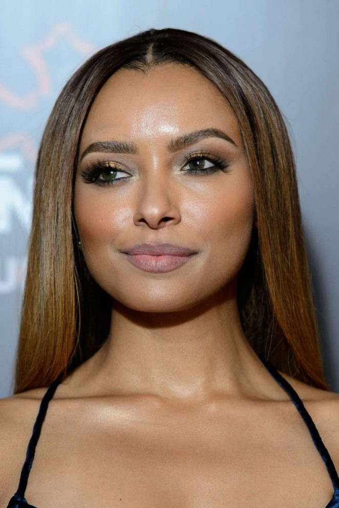 Kat Graham: All Eyez On Me Premiere in London -01