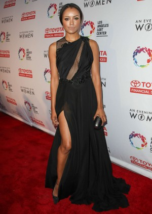 Kat Graham - An Evening with Women benefiting the Los Angeles LGBT Center in LA