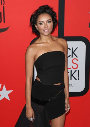Kat Graham - BET's 'Black Girls Rock!' Event in Newark